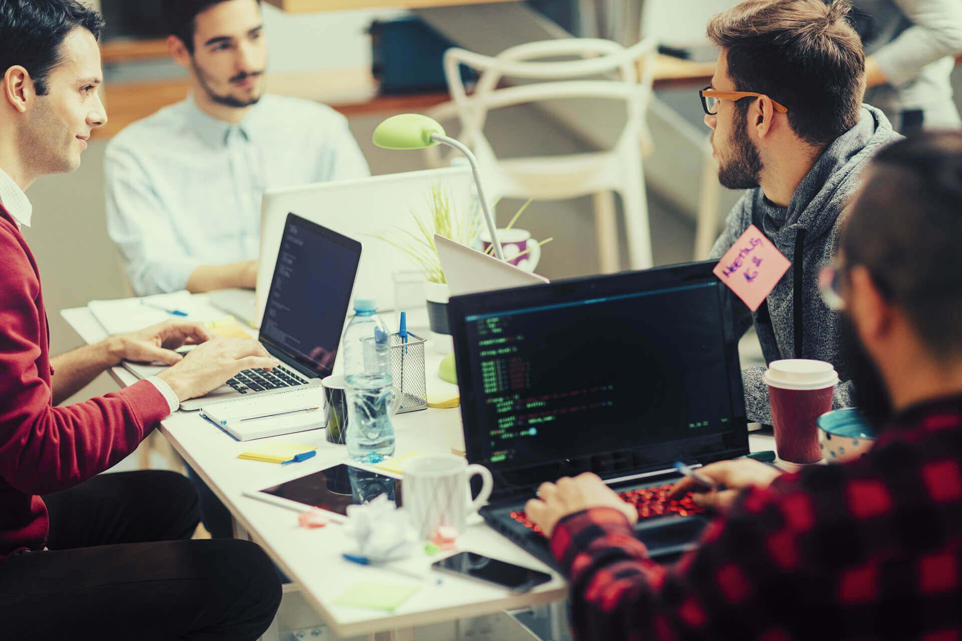 Картинки программисты за работой, романовыми