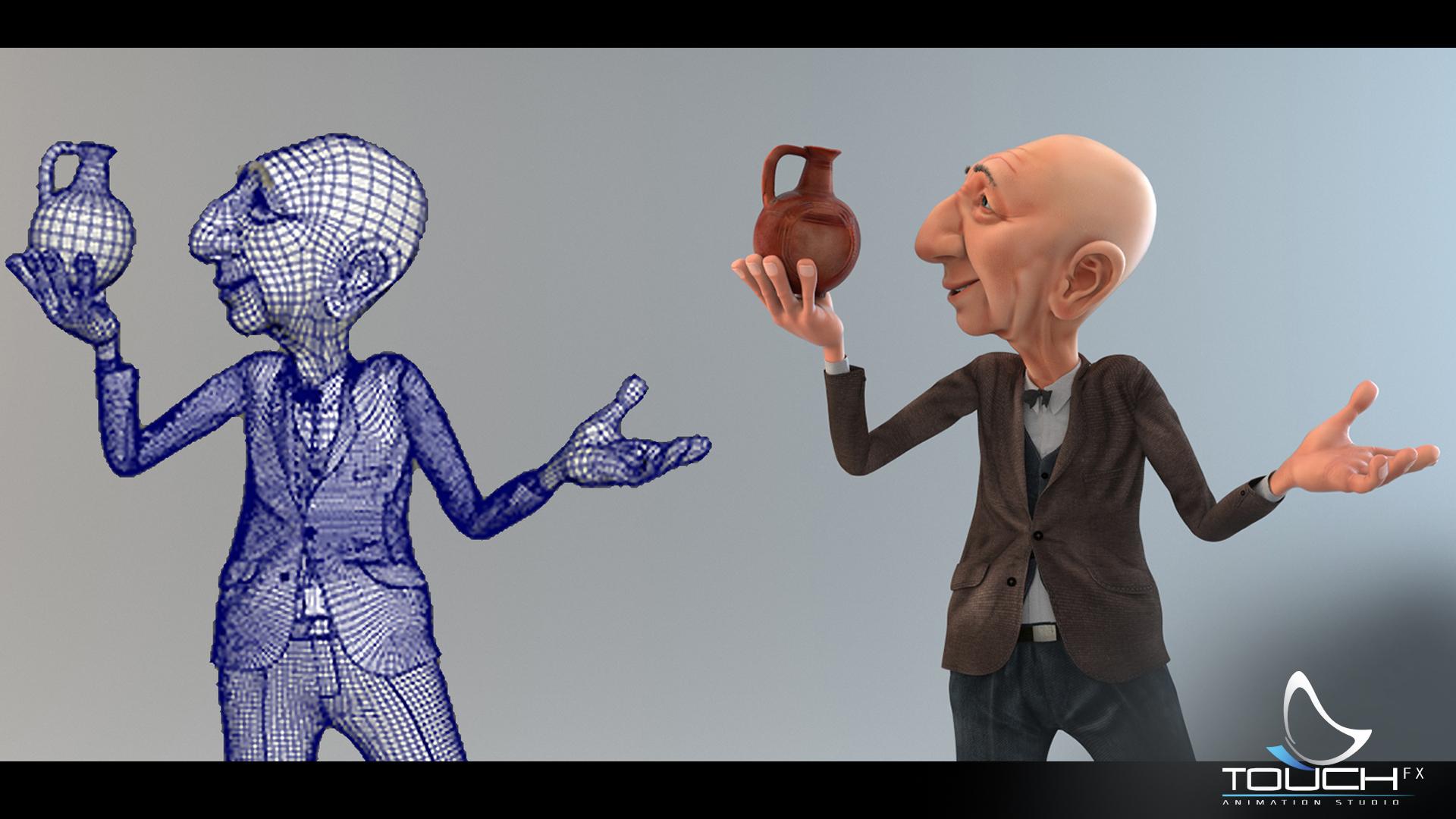 Компьютерная анимация картинка